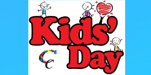 Kids' Day 2019 for Crittenton Centers!