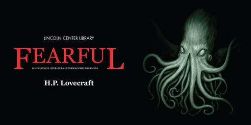 Fearful: Seminario de literatura de terror norteamericano