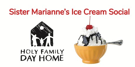 Sister Marianne's Ice Cream Social tickets