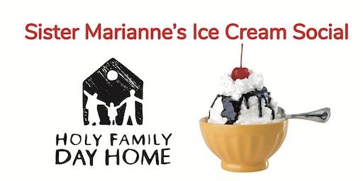 Sister Marianne's Ice Cream Social