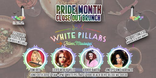 Pride Month Close Out Brunch