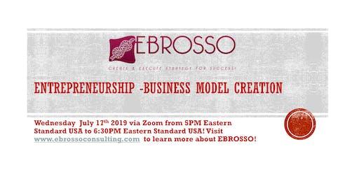 ENTREPRENEURSHIP - BUSINESS MODEL CREATION