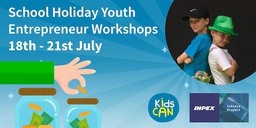 School Holiday Youth Entrepreneurship Program