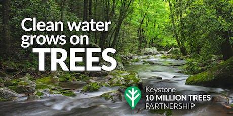 Keystone 10 Million Trees Partnership Western Pennsylvania Meeting tickets
