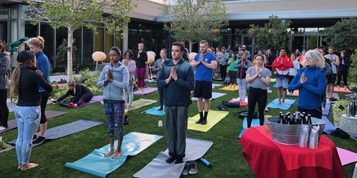 Yoga + Beer at Hotel Nia