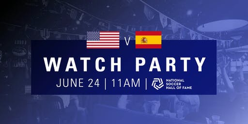FREE FIFA Women's World Cup France 2019™ Watch Party (USA vs Spain)