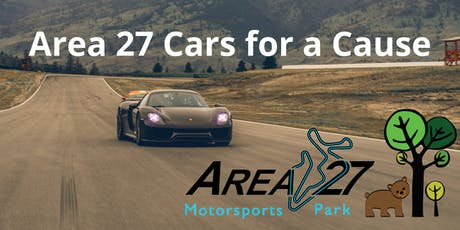 Area 27 Cars for a Cause tickets