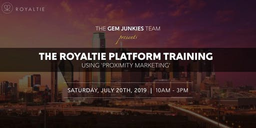 Gem Junkies Royaltie Training Event in Texas