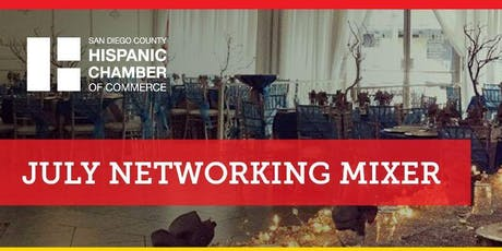 July 2019 Networking Mixer tickets