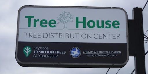 Keystone 10 Million Trees Partnership Summer Potluck
