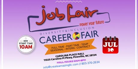 Queen City Job Fair tickets
