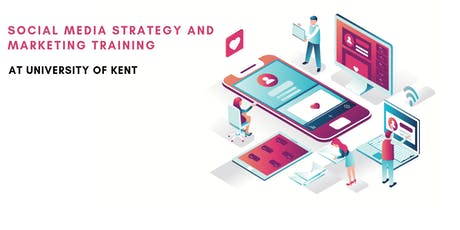 Social Media Strategy & Marketing Training tickets
