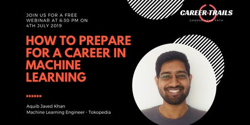 How to prepare for a career in Machine Learning?