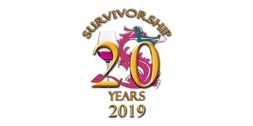 Survivorship 20th Anniversary Celebration