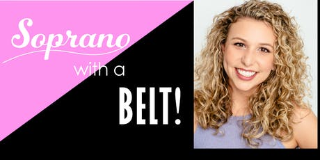 BROADWAY CONCERT - Soprano with a Belt! Alexandra Muscaro Live in AC tickets