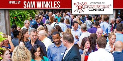 Free Flower Mound Rockstar Connect Networking Event (July, near Dallas)