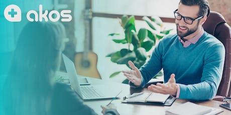 Akos MD - Broker Advisory Group - Employer Virtual Healthcare  Solution tickets