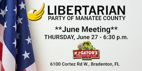 LPMC Meeting- Thurs. Jun 27, 2019 tickets