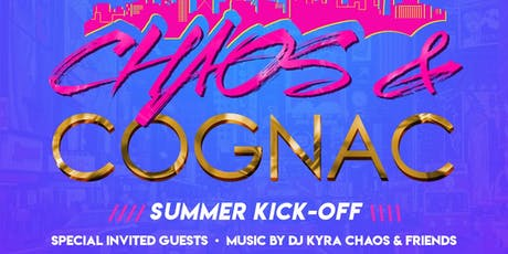 Chaos and Cognac NYC tickets