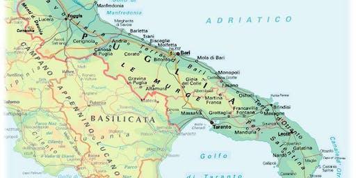Wine Tasting: Puglia