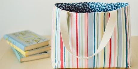 Sewing Starter Series #1: LINED TOTES! tickets
