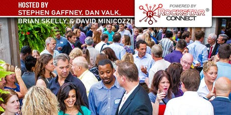 Free Branford Rockstar Connect Networking Event (July, near New Haven) tickets