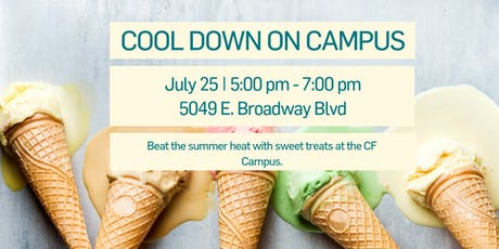 Cool Down on Campus tickets