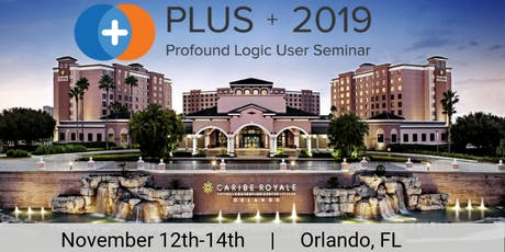 PLUS 2019 Profound Logic User Seminar tickets