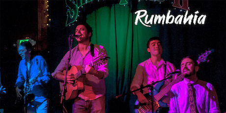 Rumbahía w/ Dos BandOLEros: Spanish Summer Party at Amnesia! tickets