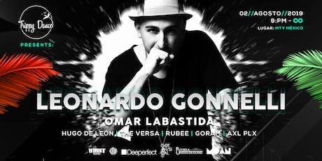 Leonardo Gonnelli By Trippy Dance entradas