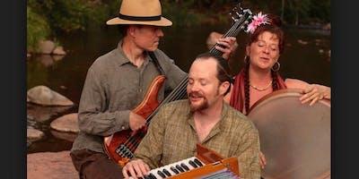 Sean Johnson & The Wild Lotus Band in Dallas - A Bhakti Yoga Camp & Creativity Weekend