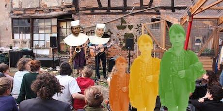 Atelier de chant pour les enfants avec Sing'n Joy billets