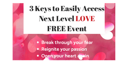 "3 Keys to Easily Attract ""Next Level Love"" For Women in Midlife"