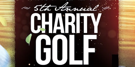 5th Annual Charity Golf tournament tickets