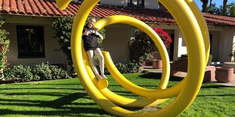 Palm Springs Let's Roam Treasure Hunt:Palm Springs Art & Infamy! tickets