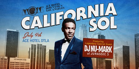CALIFORNIA SOL tickets