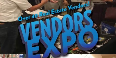 Real Estate Vendors Expo tickets
