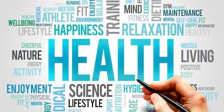 Conversations For Women: Health tickets
