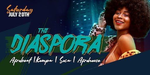 Afrobeat | Kompa |Soca |Afrohouse by The Diaspora Miami