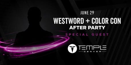 COLORCON & Westword Music Showcase After Party tickets