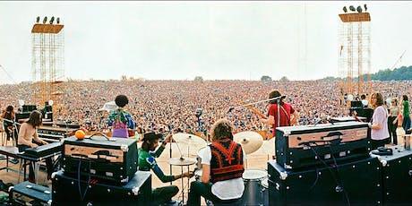 7 de agosto, [aula com Fred Coelho] Woodstock, 50 anos: o festival, seu contexto e legado na música, na literatura e no cinema ingressos