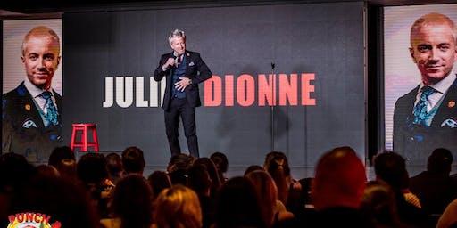 Julien Dionne: *rodage* Yé temps - Nouveau standup français | LABORATOIRE