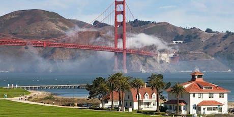 Living Life on Purpose Aug 2019 - San Francisco Presidio  tickets