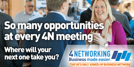 Business Networking Reigate and Redhill tickets