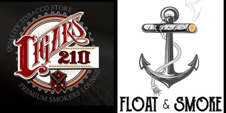 """MD Yacht Charters presents """"Sunset & Cigars"""" hosted by Float & Smoke and Cigars 210 Pt 3 tickets"""