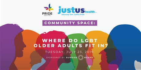 Community Space - Where do LGBT Older Adults fit in? tickets