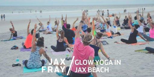 Glow Yoga in JAX Beach