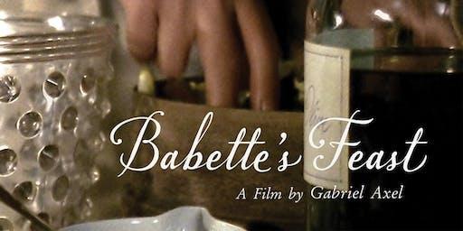 Dinner & A Movie with Restaurant Iris