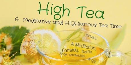 HIGH Tea  tickets