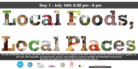 Local Foods, Local Places - Day 1 tickets